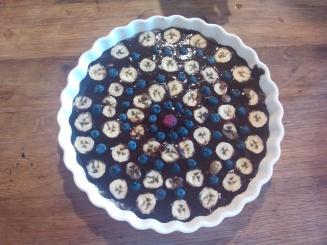 És ettünk Gyöngyi-féle tortákat is :)
